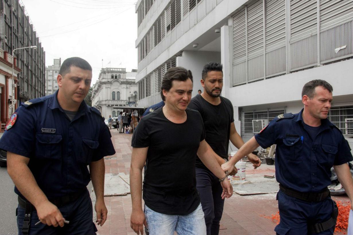 Aguilera, en prisión de momento.