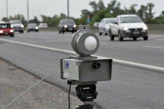 Con multas que rondan los $5000, incrementan los controles con radares en rutas entrerrianas