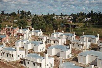 El IAPV entregará viviendas en Concordia