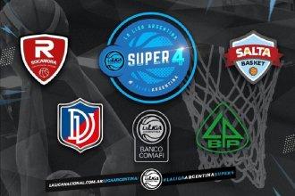 El Súper 4 de la Liga Argentina se jugará en Concepción del Uruguay