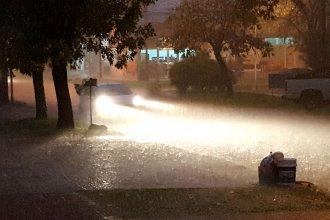 Entre Ríos, nuevamente bajo alerta por lluvias y tormentas fuertes