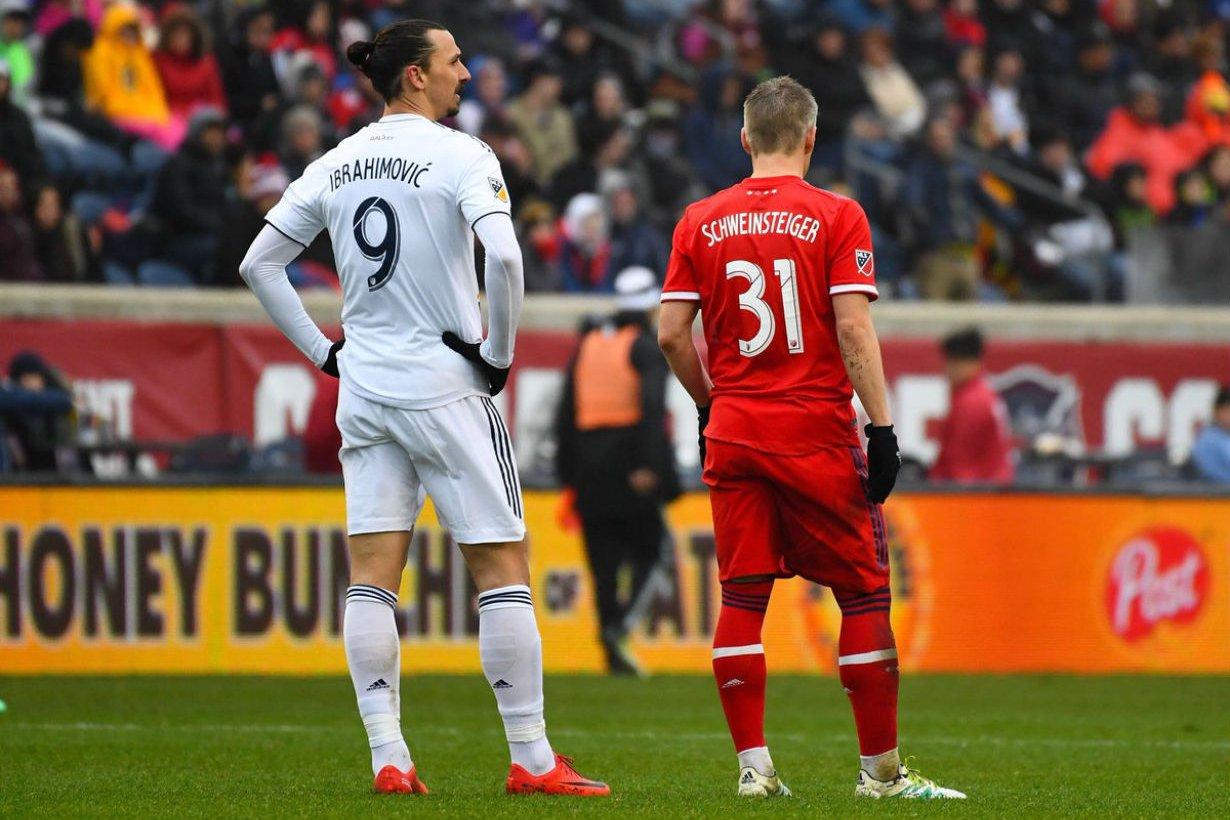 Schweinsteiger será compañero de Ojeda.