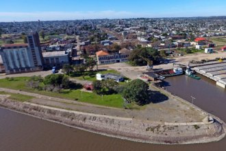 """Llega """"Pájaros Pintados III"""" al río Uruguay, tras 3 años de espera"""
