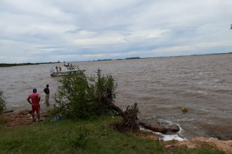 Hallaron el cuerpo del joven que había desaparecido en el Río Uruguay
