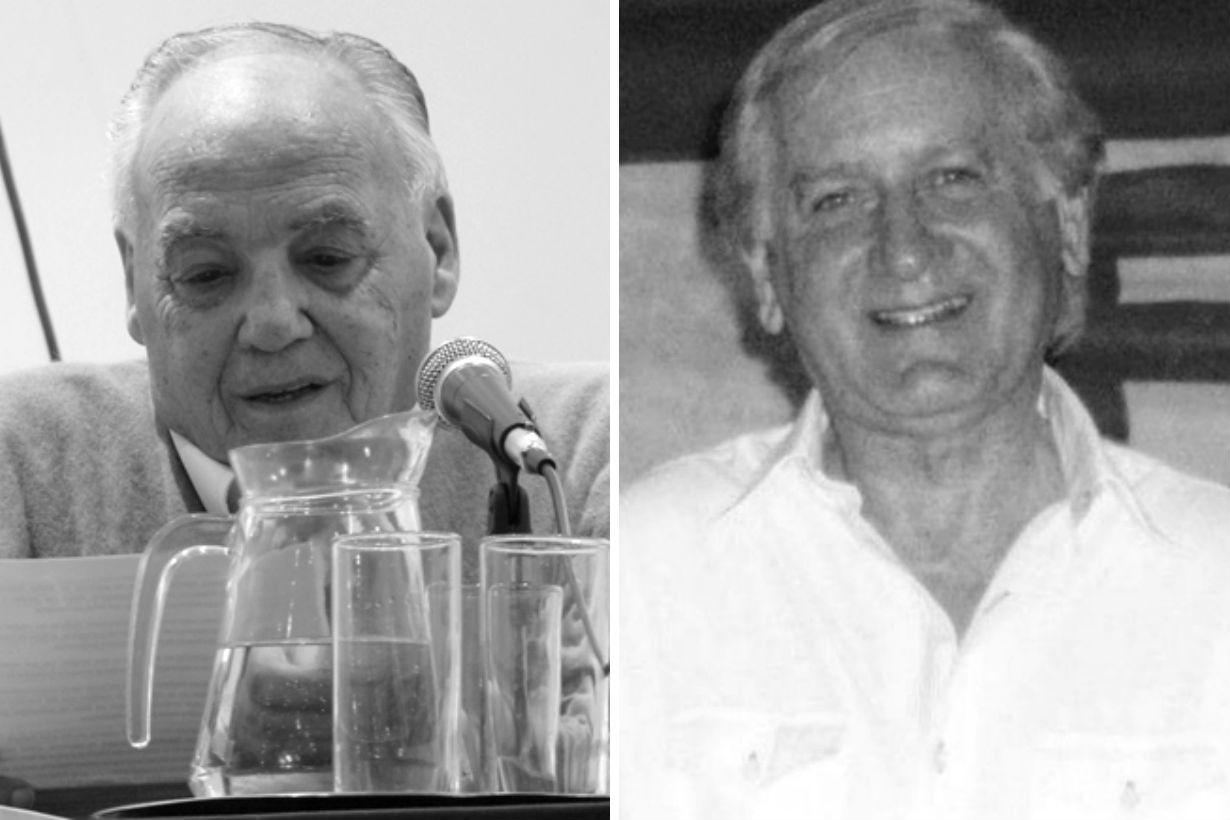 Guillermo Alfieri y Juan Tano fallecieron este año