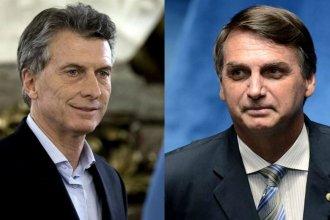 Los cuatro temas que Macri y Bolsonaro tratarán en la primera reunión de mandatarios