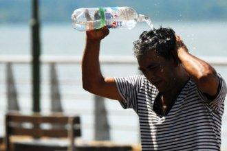 Con máximas de hasta 36º, una ola de calor azotará el territorio provincial