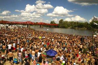 """En Gualeguaychú, """"está todo colapsado"""" para el fin de semana largo de Carnaval"""