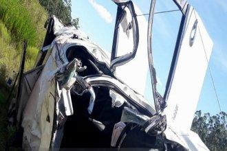 Trágico accidente en la Autovía 14 se cobró la vida de una turista