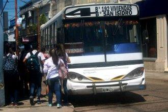 Municipio entrerriano se suma al subsidio en el transporte de pasajeros