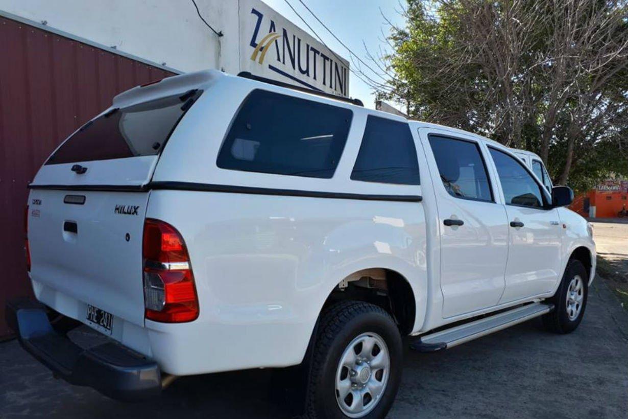Zanuttini, reconocida casa de ventas de autos.