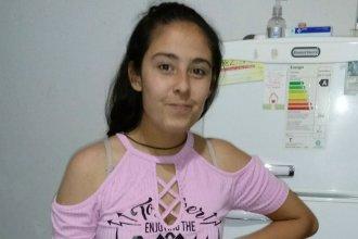 Lilian tiene 15 años, salió a hacer un mandado y no volvió a casa