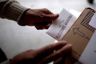Con carnet de discapacidad, elegís en qué escuela votar