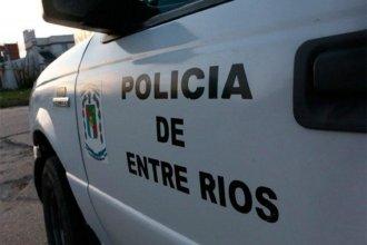 Policías rescataron a un pequeño: estaba solo en su casa y presenta signos de violencia y desnutrición