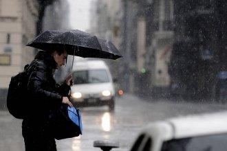 El norte entrerriano, bajo alerta: prevén lluvias de hasta 150 milímetros