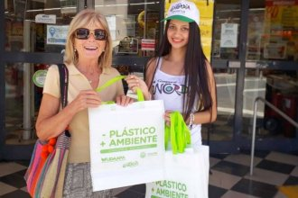 Supermercados no entregan bolsas plásticas: El cambio cultural, en el nuevo año