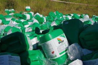 La provincia contará con siete centros de acopio para envases fitosanitarios