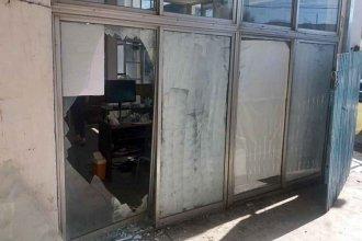 ¿Intento de robo? Provocaron destrozos en la oficina municipal de Políticas para la Infancia