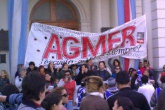 Agmer rechazó la propuesta del gobierno y convocó a un paro provincial de dos días