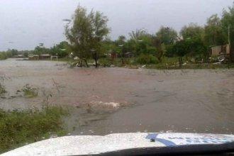 En Uruguayana la lluvia acumuló 292 milímetros en 24 horas y 457 en tres días