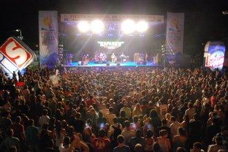 Fiesta de la Playa de Río: confirmaron la grilla de artistas