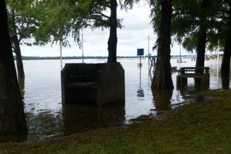 Creciente del Uruguay: El río llegó al nivel de alerta, pero Salto Grande mantiene el tope en 12 metros