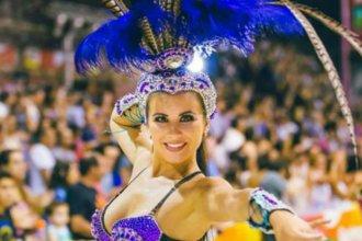 Concordiense brillará en el carnaval de Gualeguay