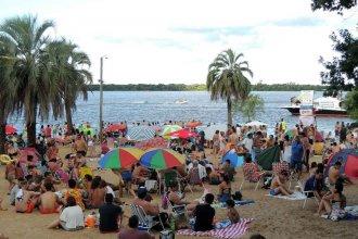 Termas, arroyos y tarde de campo con piscina: Pese a la crecida, la microrregión disfruta del verano
