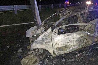 Trágico accidente en Ruta 14: Identificaron al único sobreviviente