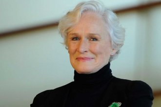 Glenn Close, en carrera por su primer Óscar