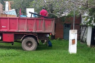 Creciente: Comenzaron las evacuaciones en Concepción del Uruguay