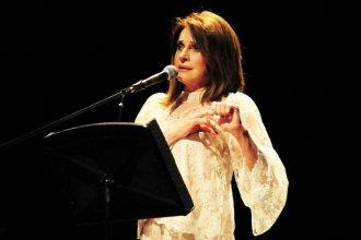 Leonor Benedetto se presentará en el Auditorio de la Histórica