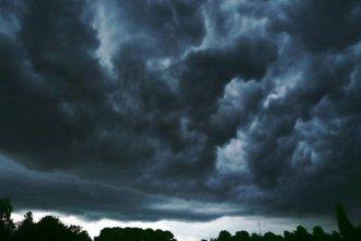 Alerta por tormentas fuertes en el norte entrerriano
