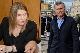 Polémica por el desplante de una entrerriana a Macri en su paso por Tierra del Fuego
