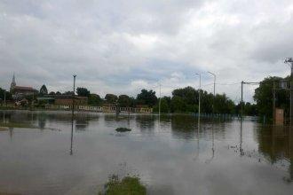 CTM dio a conocer un nuevo parte con precisiones sobre la crecida del río Uruguay