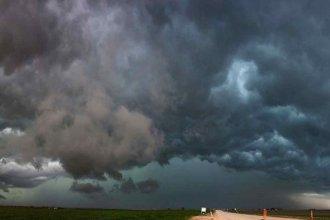 Continúa el alerta por tormentas fuertes para el norte entrerriano