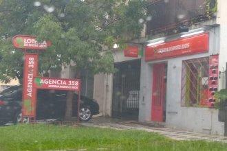 Chajarí: Ladrones asaltaron a mano armada una agencia de quiniela