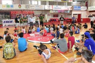 Concepción del Uruguay vuelve a ser sede del Campus del Torito Palladino
