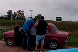 En el Departamento Uruguay, encontraron al paranaense que era intensamente buscado