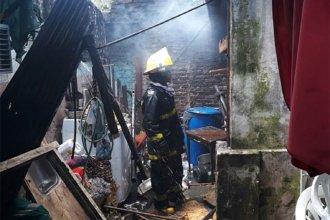 Se incendió un hogar de ancianos en Concepción del Uruguay
