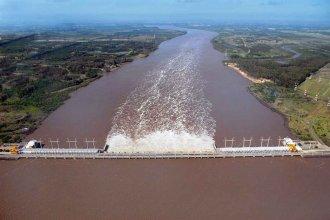 Mientras el clima da un respiro, la represa sube más el lago y estabiliza el río aguas abajo
