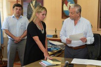 Asumió María Sol Alvarez, la nueva coordinadora del Área de la Mujer de la Histórica