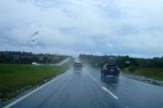 Entre Ríos volvió a entrar en zona de alerta por tormentas fuertes
