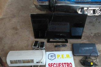 Paraná: Un padre entregó a su hijo delincuente y devolvió todo lo robado
