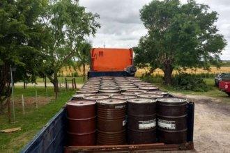 80 tambores de miel entrerriana viajarán con destino a Malasia