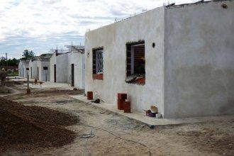 La construcción de nuevas viviendas beneficiará a 15 familias de Urdinarrain