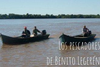 El arte de ser pescador en el río Uruguay, en una historia contada desde Benito Legerén