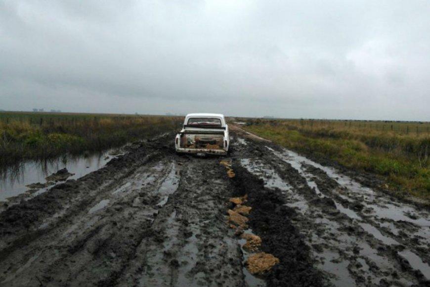Críticas por el abandono de los caminos