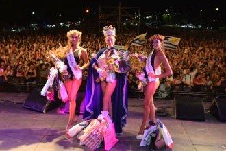 Sofía es la nueva embajadora de la Fiesta Nacional de la Playa