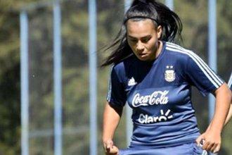 La concordiense Yael Oviedo quedó entre las 18 convocadas para los Panamericanos